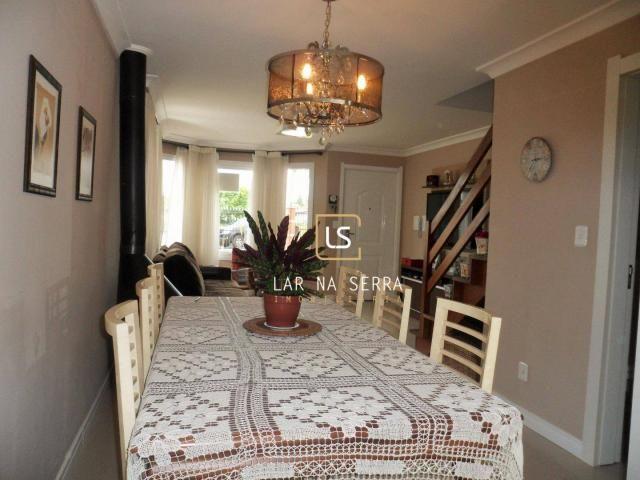Casa com 3 dormitórios à venda, 120 m² por R$ 680.000,00 - Parque das Hortênsias - Canela/ - Foto 10
