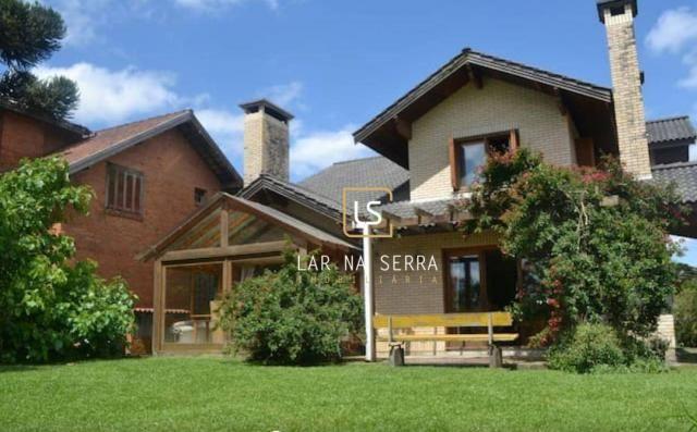 Casa à venda, 255 m² por R$ 4.000.000,00 - Quinta da Serra - Canela/RS - Foto 2