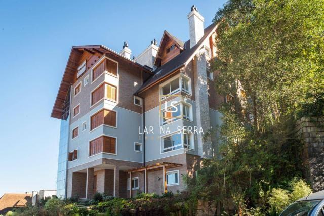 Apartamento com 3 dormitórios à venda, 199 m² por R$ 3.000.080,00 - Centro - Gramado/RS