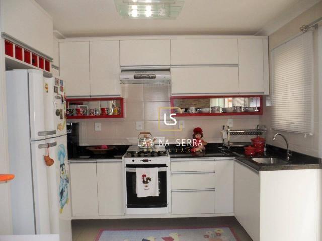 Casa com 3 dormitórios à venda, 120 m² por R$ 680.000,00 - Parque das Hortênsias - Canela/ - Foto 12