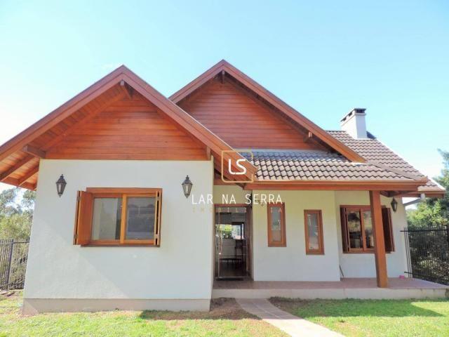 Casa com 3 dormitórios à venda, 328 m² por R$ 1.802.000,00 - Vale das Colinas - Gramado/RS - Foto 2