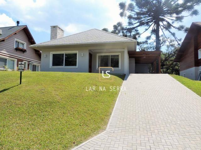 Casa com 3 dormitórios à venda, 175 m² por R$ 1.800.000,00 - Altos Pinheiros - Canela/RS - Foto 2