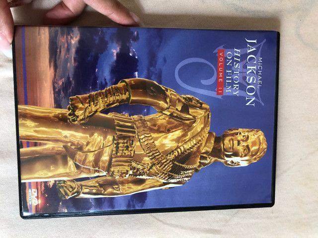 9 dvds originais Michael Jackson - Foto 5