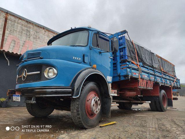 Caminhão 1113 toco  .... - Foto 6