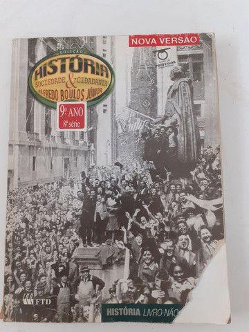 Livros de História antigos  - Foto 2