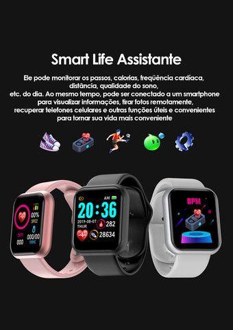 Smartwatch - Y68 - Foto 5