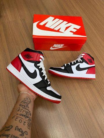 Tênis Nike Air Jordan 1 $200,00 - Foto 5