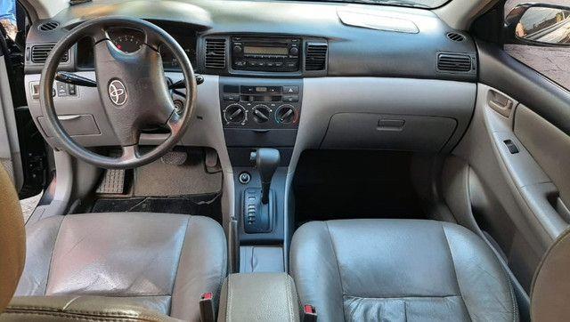 Corolla XEI 1.8 - Ano 2006/2007 - Em perfeito estado! - Foto 7