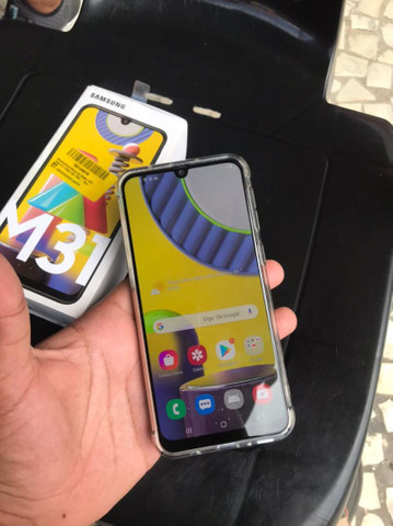 Samsung m31 128 GB 6 de ram - Foto 2