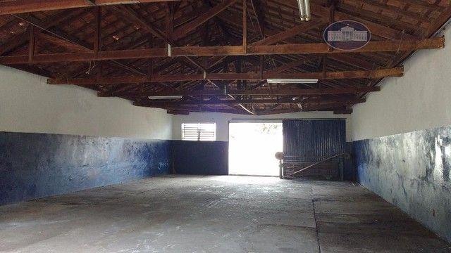 Barracão comercial para locação, Dona Amélia, Araçatuba. - Foto 5
