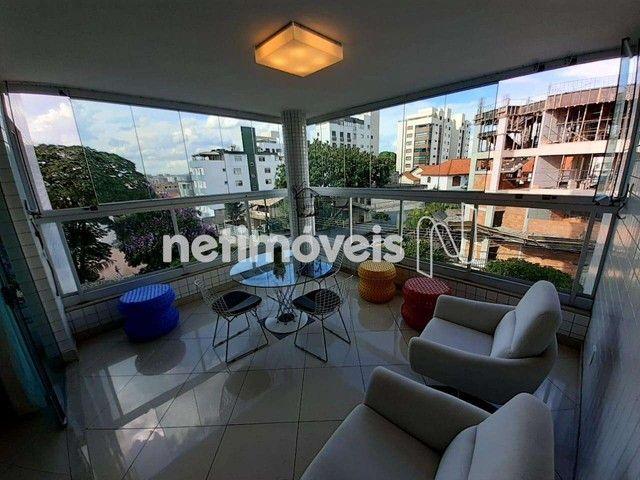 Apartamento à venda com 4 dormitórios em Liberdade, Belo horizonte cod:123848 - Foto 3