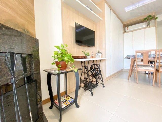 Apartamento com vista permanente para a Lagoa do Violão - Foto 10