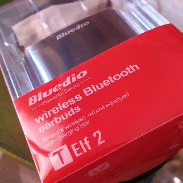 Fone Bluetooth Bluedio T-Elf 2 A Prova De Suor E Chuva (Lacrado) - Foto 6