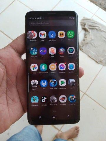 Samsung S9 128 GB e 6 de RAM
