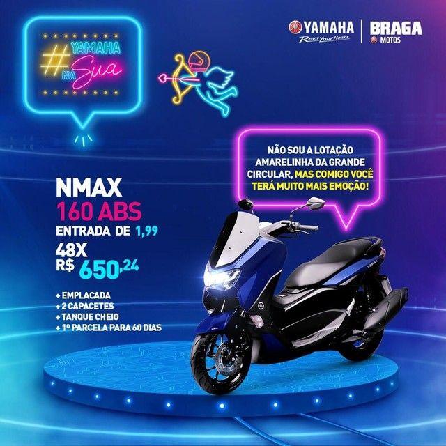 Promoção Fazer 250cc, N Max 160cc Neo 125cc - Foto 2