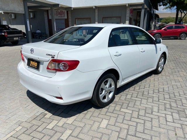 Toyota Corolla GLI Automático Modelo 2013 - Foto 2