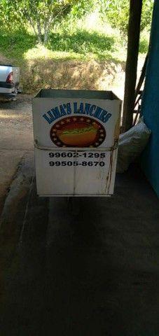 Carrinho de hot dog  - Foto 4