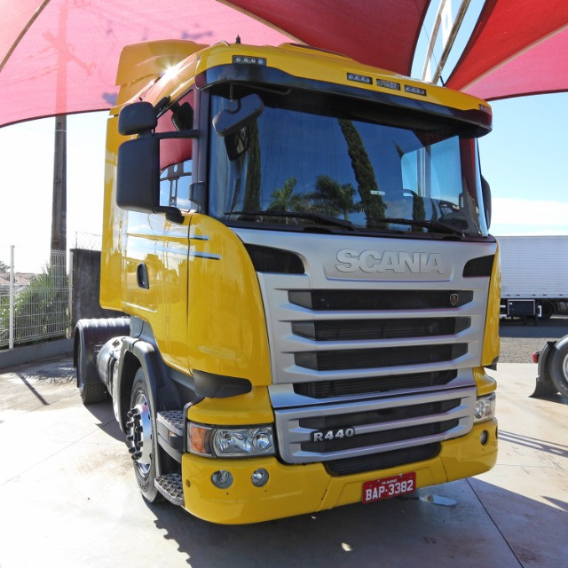 Scania R440 - 14/14 - 4x2 (BAP 3382) - Foto 3
