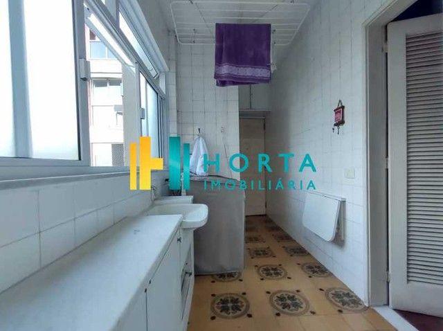 Apartamento à venda com 3 dormitórios em Gávea, Rio de janeiro cod:CPAP31780 - Foto 17
