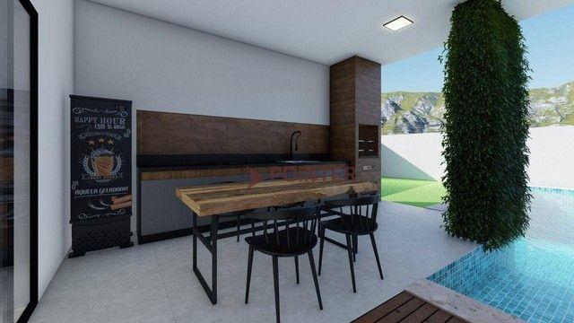 Sobrado com 4 dormitórios à venda, 615 m² por R$ 1.899.000,00 - Condomínio do Lago - Goiân - Foto 14