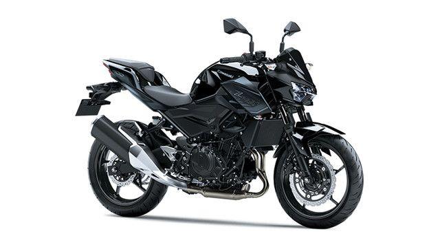 Kawasaki Z400 Abs 2021 0KM - Foto 2
