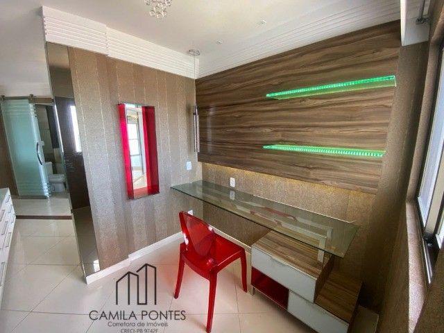 Apartamento à venda, 3 suítes, 164m², por 800 mil - Manaíra - João Pessoa-PB - Foto 10