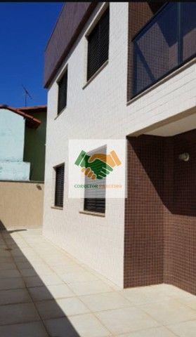 Área privativa nova com 3 quartos em 130m2 no bairro Itapoã em BH - Foto 3