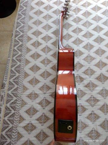 Violão, usado apenas 2 vezes  - Foto 4