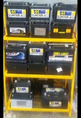 Bateria Sandero, Siena, Chevette, Monza Uno, Gol, Palio, Corsa, Onix,  - Foto 2
