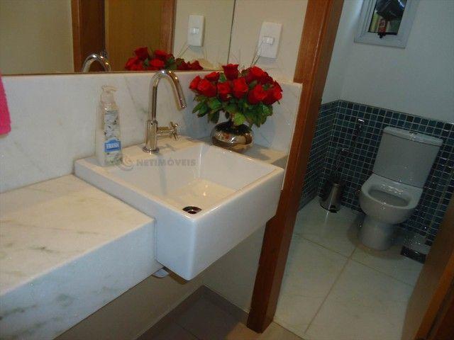 Casa à venda com 3 dormitórios em Trevo, Belo horizonte cod:386947 - Foto 11