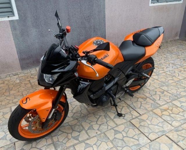 Kawasaki Z750 - Foto 2