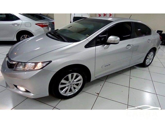 Honda civic 2.0 LXR 2014 - Foto 5