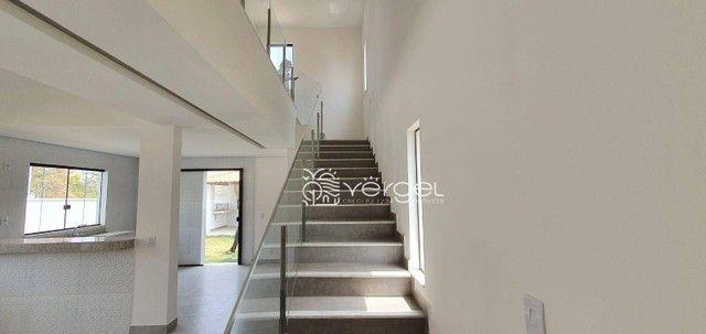 Casa com 3 dormitórios à venda, 146 m² por R$ 750.000,00 - Condomínio Trilhas Do Sol - Lag - Foto 6