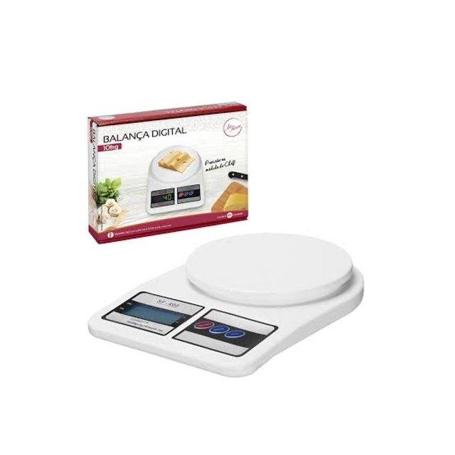 Vendo balança digital 10KG para dieta