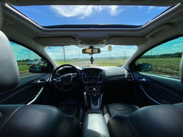 Ford Focus Teto Solar 2.0 Titanium Plus Sedan 16V Flex 4P PowerShift - Foto 2