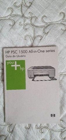 Imprensora HP PSC 1500