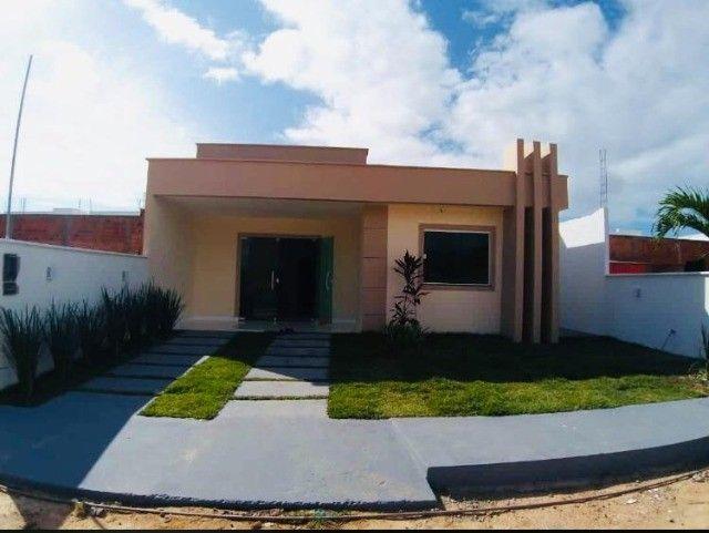 ***Casas Novas em Condomínio Fechado no Araçagy! - 3 quartos - Entrega em agosto!