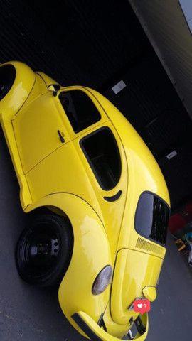Fusca 1.300 Amarelo   - Foto 4