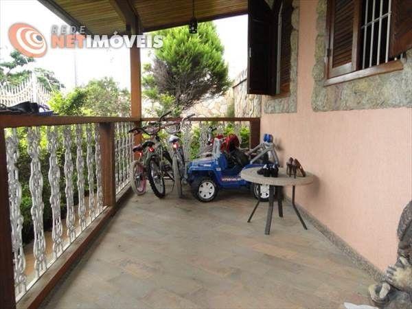 Casa à venda com 3 dormitórios em Céu azul, Belo horizonte cod:505201 - Foto 14