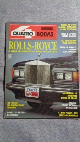 Quatro Rodas Junho 1991