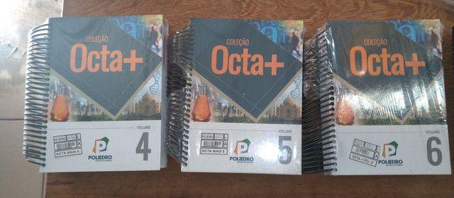 Coleção OCTA + POLIEDRO SEMI-NOVA E BARATA - Foto 6