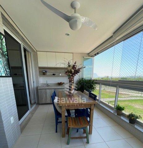 Apartamento 2 quartos a venda Ilha Pura | Vista Lagoa | Todo montado Armários. - Foto 3