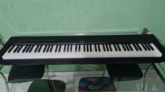Piano Eletrônico Yamaha P-45B