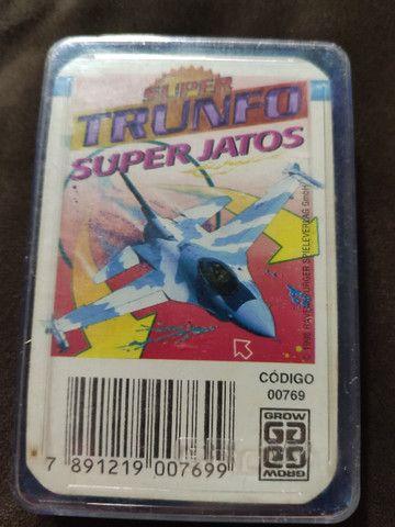 Super Trunfo (antigos) - Foto 4