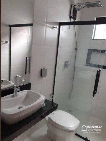 Casa com 2 dormitórios à venda, 85 m² por R$ 295.000,00 - Jardim Paulista - Maringá/PR - Foto 14