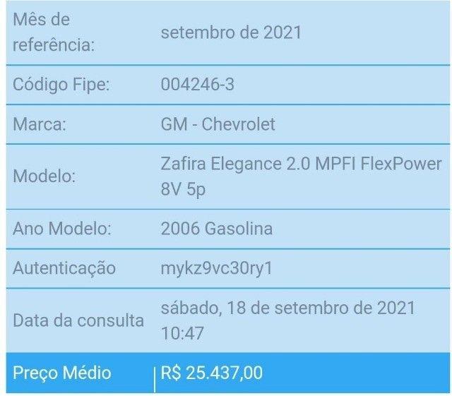 Chevrolet Zafira Elegance - Foto 2