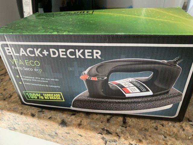 Ferro de Passar a Seco Black&Decker  - Foto 5