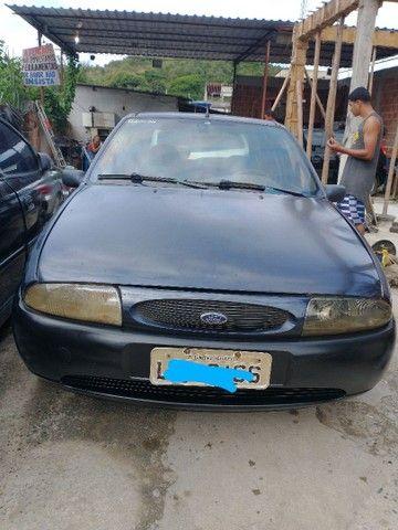 Ford fiesta ano 98