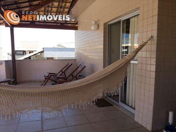 Apartamento à venda com 4 dormitórios em Castelo, Belo horizonte cod:44168 - Foto 9