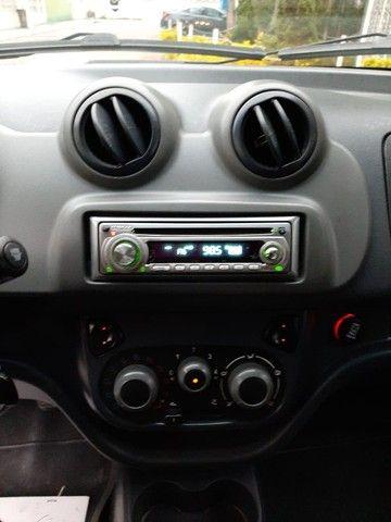 Fiorino Evo 1.4 Flex + Gnv Completa + Air Bag + Abs Financio! - Foto 13